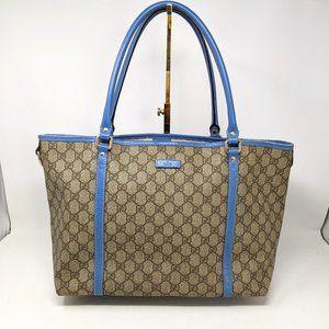 authentic GUCCI PVC Shoulder Bag